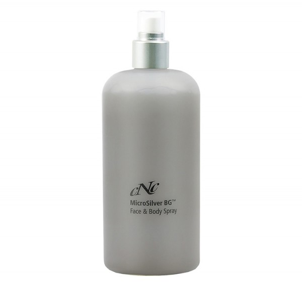 MicroSilver BG™ Face & Body Spray, 500 ml