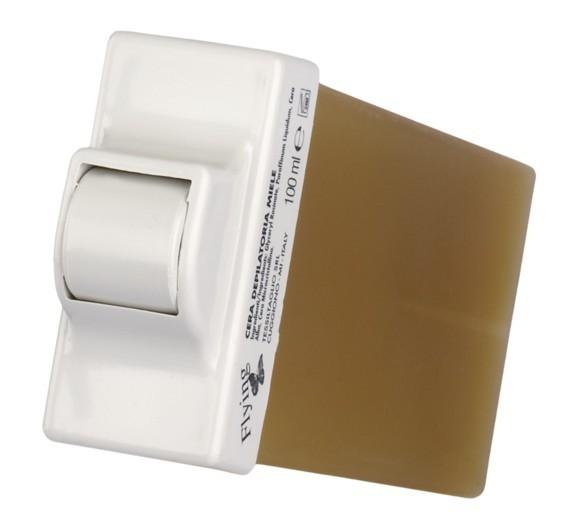 Wachspatrone, Standard, 100 ml, mittlerer Rollaufsatz