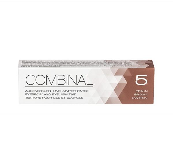 COMBINAL Wimpernfarbe braun, 15 ml