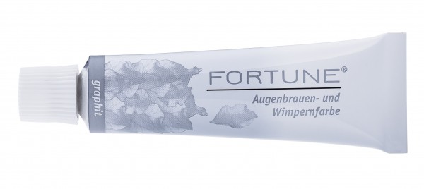 Fortune Wimpernfarbe graphit, 15 ml