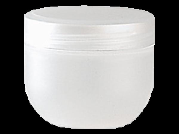 Kosmetik-Tiegel, Kunststoff natur, 30 ml