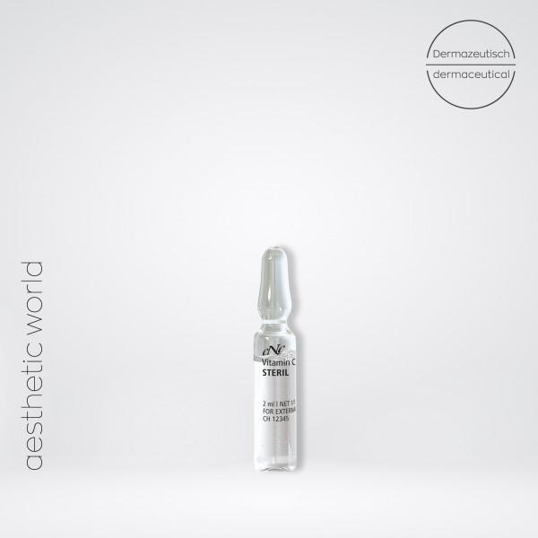 Vitamin C Serum STERIL, 10 x 2 ml