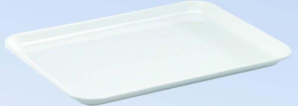 Ablagetablett, aus Melamin, 21 x 27 x 1,7 cm